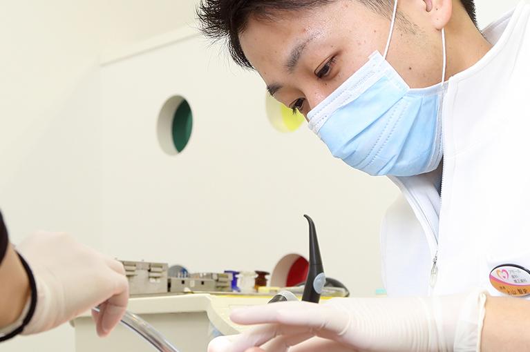 優秀な歯科技工士との連携