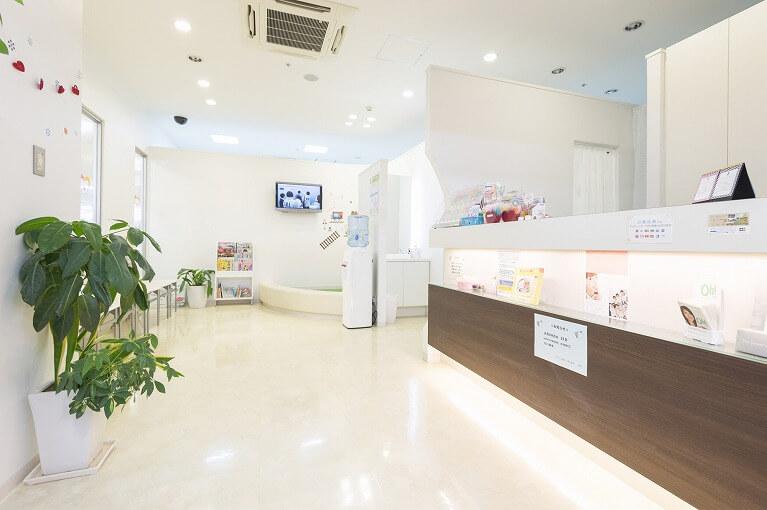 1家族で安心して通える地域密着型の歯科医院です。